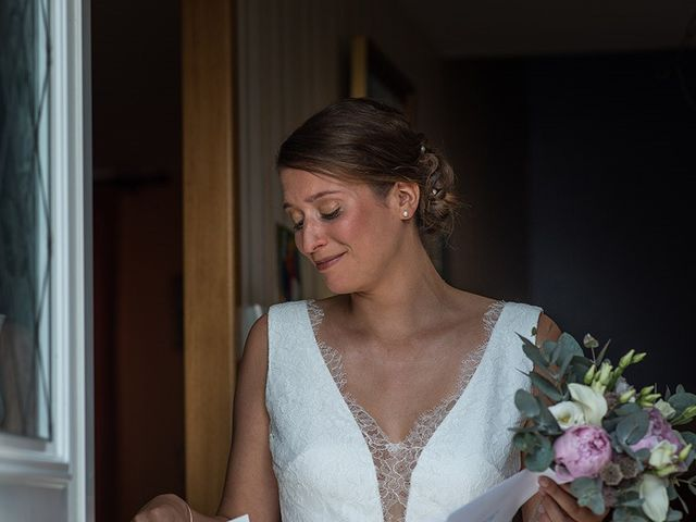 Le mariage de Mathieu et Anaïs à La Pommeraye, Calvados 36