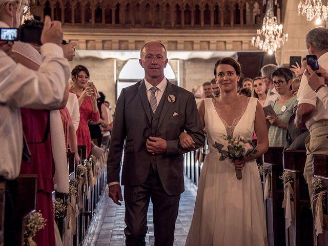 Le mariage de Mathieu et Anaïs à La Pommeraye, Calvados 43