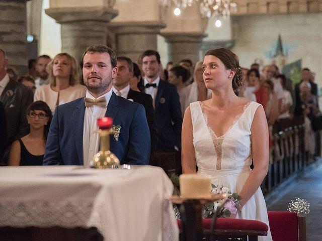 Le mariage de Mathieu et Anaïs à La Pommeraye, Calvados 44