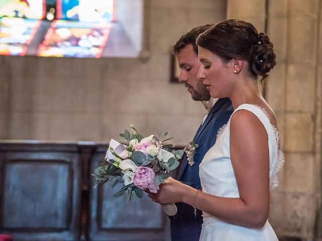 Le mariage de Mathieu et Anaïs à La Pommeraye, Calvados 46