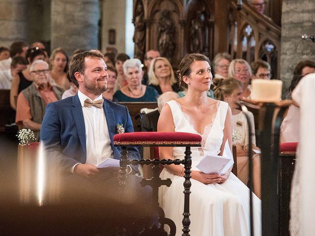 Le mariage de Mathieu et Anaïs à La Pommeraye, Calvados 52