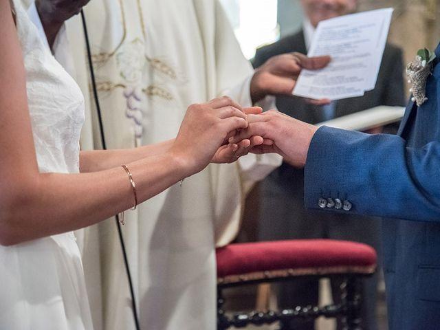 Le mariage de Mathieu et Anaïs à La Pommeraye, Calvados 55