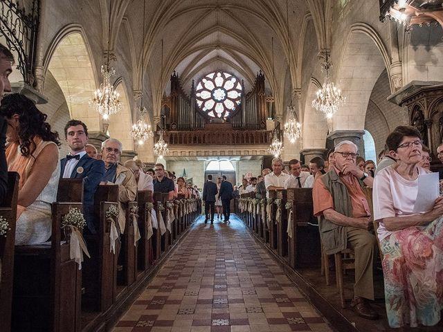 Le mariage de Mathieu et Anaïs à La Pommeraye, Calvados 58