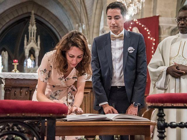 Le mariage de Mathieu et Anaïs à La Pommeraye, Calvados 60