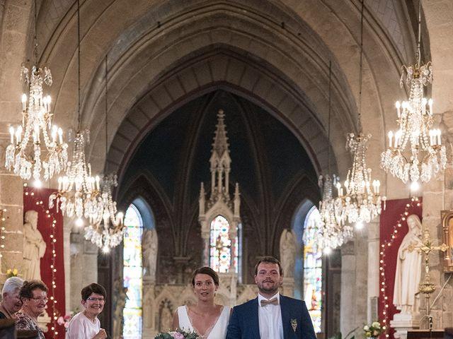 Le mariage de Mathieu et Anaïs à La Pommeraye, Calvados 67
