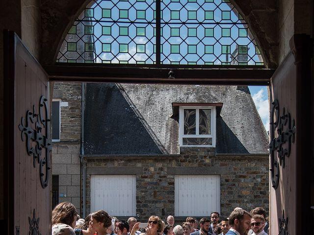 Le mariage de Mathieu et Anaïs à La Pommeraye, Calvados 70
