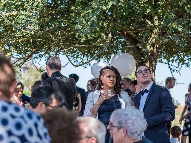 Le mariage de Mathieu et Anaïs à La Pommeraye, Calvados 75