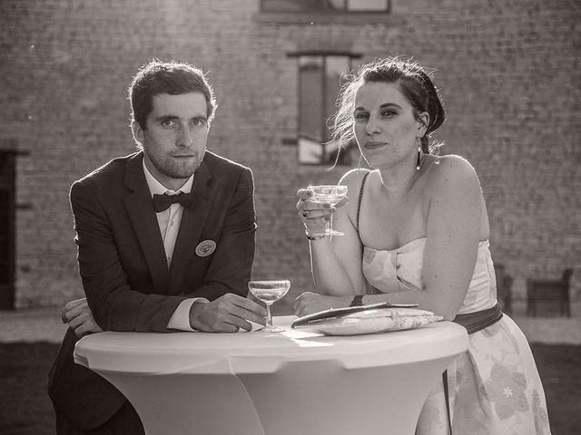 Le mariage de Mathieu et Anaïs à La Pommeraye, Calvados 99