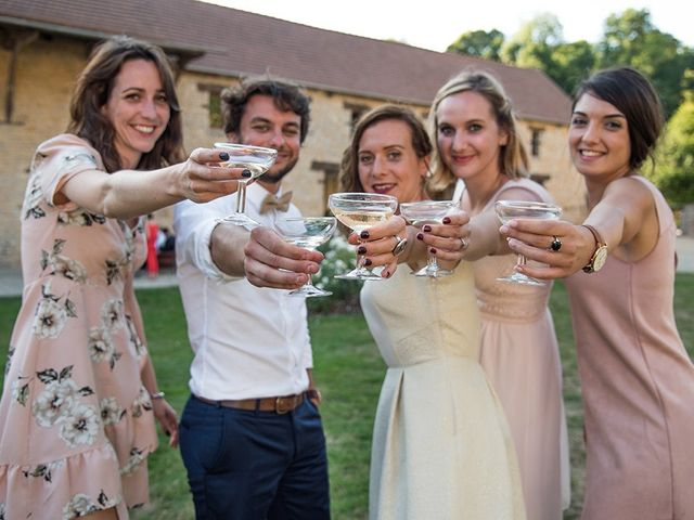 Le mariage de Mathieu et Anaïs à La Pommeraye, Calvados 108