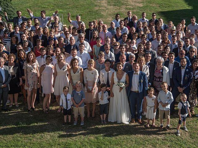 Le mariage de Mathieu et Anaïs à La Pommeraye, Calvados 109