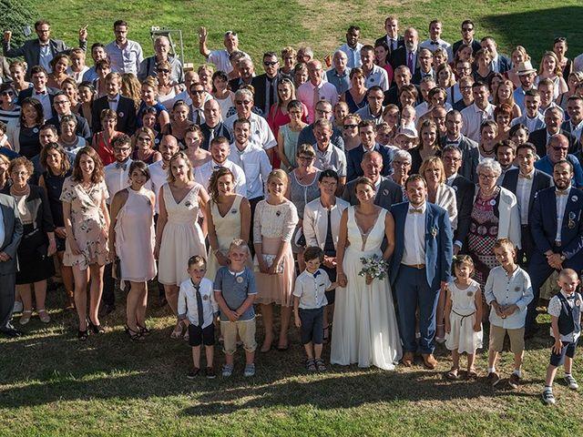 Le mariage de Mathieu et Anaïs à La Pommeraye, Calvados 110