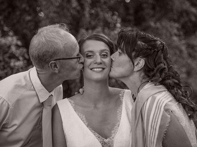 Le mariage de Mathieu et Anaïs à La Pommeraye, Calvados 115