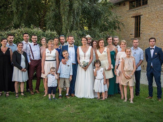 Le mariage de Mathieu et Anaïs à La Pommeraye, Calvados 122