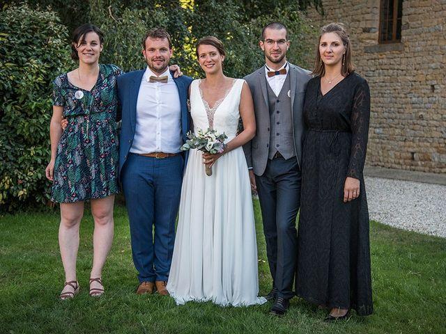 Le mariage de Mathieu et Anaïs à La Pommeraye, Calvados 123