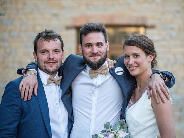Le mariage de Mathieu et Anaïs à La Pommeraye, Calvados 127
