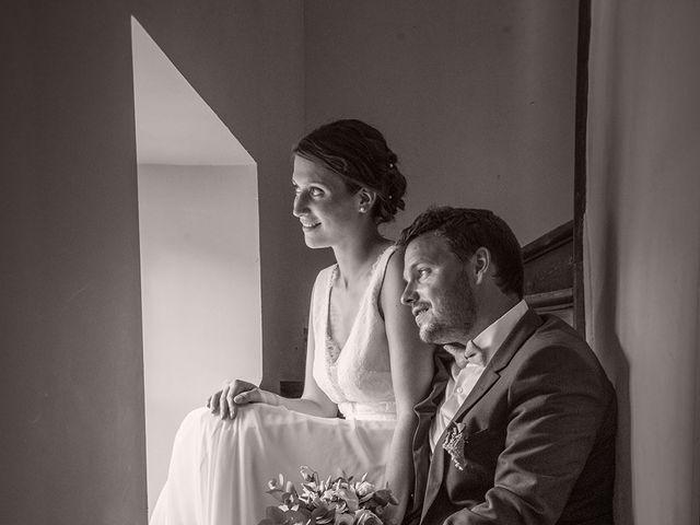 Le mariage de Mathieu et Anaïs à La Pommeraye, Calvados 130