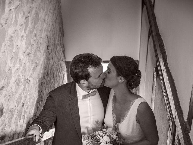 Le mariage de Mathieu et Anaïs à La Pommeraye, Calvados 131