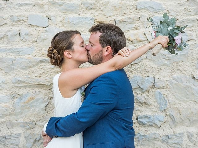 Le mariage de Anaïs et Mathieu