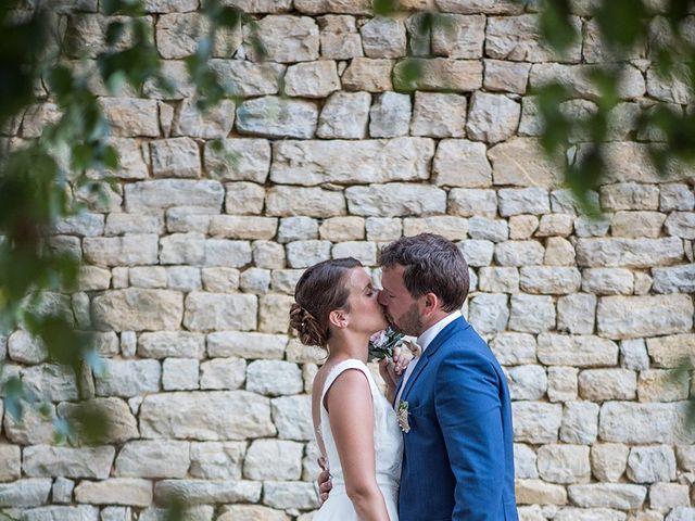 Le mariage de Mathieu et Anaïs à La Pommeraye, Calvados 139
