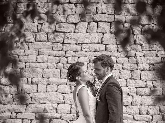 Le mariage de Mathieu et Anaïs à La Pommeraye, Calvados 143