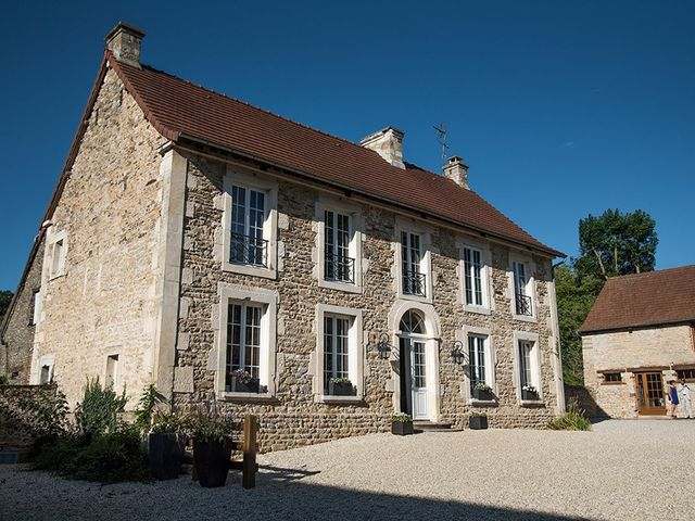 Le mariage de Mathieu et Anaïs à La Pommeraye, Calvados 145