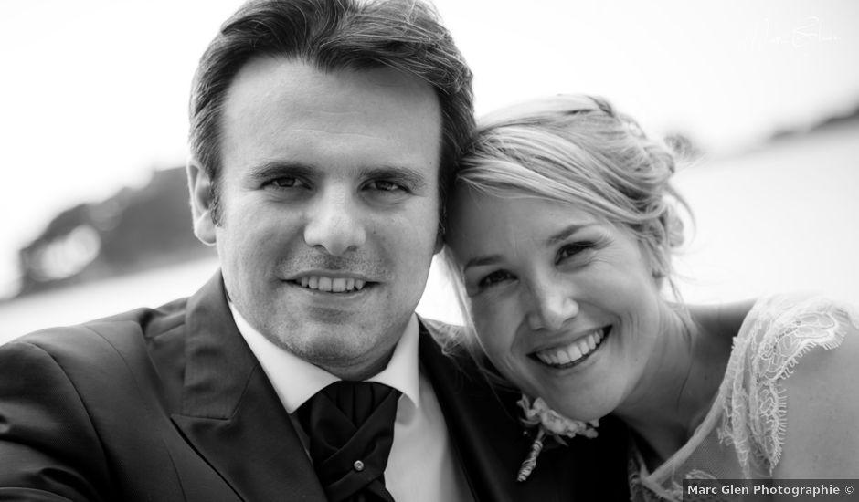 Le mariage de Thierry et Christelle à Perros-Guirec, Côtes d'Armor
