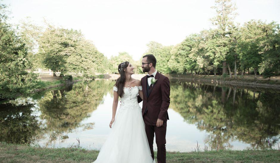 Le mariage de Sirella et Jérémie à Limoges, Haute-Vienne