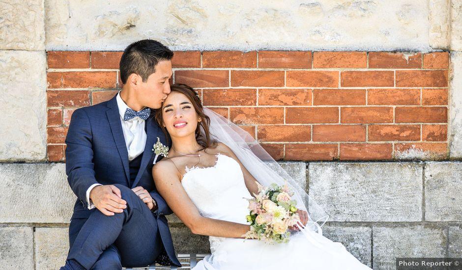 Le mariage de Yoann et Laure à Viviers, Ardèche