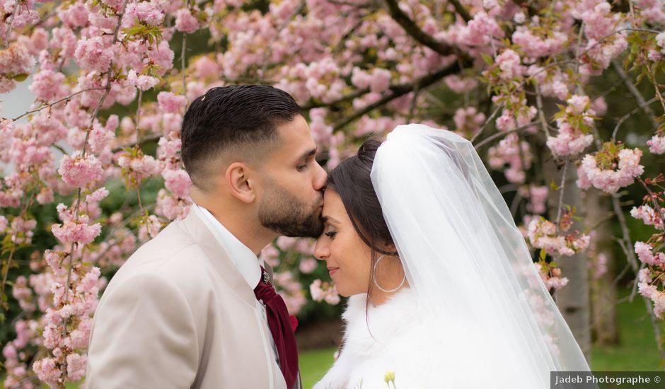 Le mariage de Toufik et Marie à Montrouge, Hauts-de-Seine