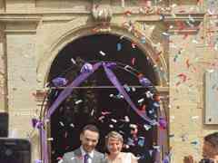 Le mariage de Charlene et Matthieu 6