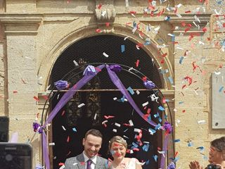 Le mariage de Charlene et Matthieu 3