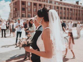Le mariage de Myriam et Guillaume 1