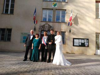 Le mariage de Mikhail et Alina