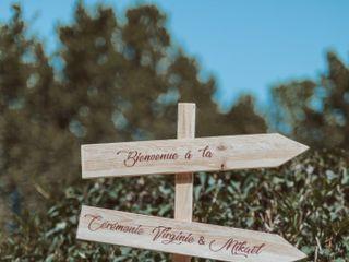 Le mariage de Virginie et Mikael 1