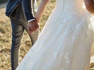 Le mariage de Maeva et Dorian 1