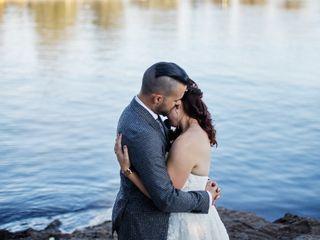 Le mariage de Maeva et Dorian