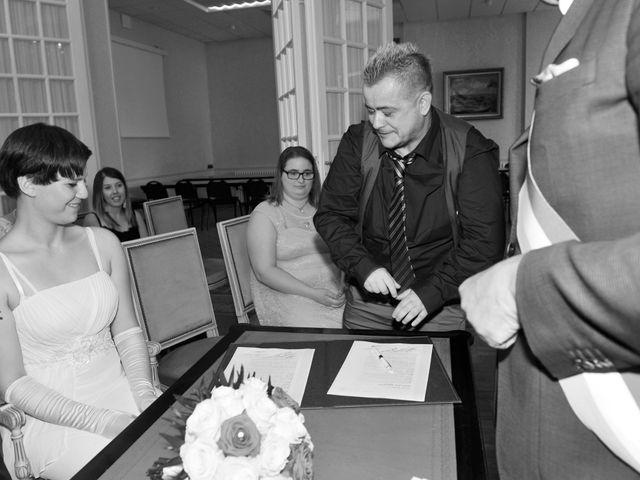 Le mariage de Emilie et Léokaël à Margny-lès-Compiègne, Oise 22