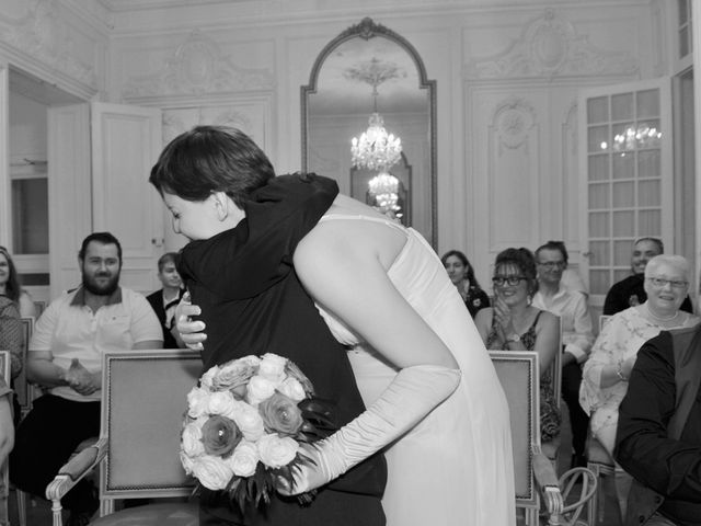 Le mariage de Emilie et Léokaël à Margny-lès-Compiègne, Oise 1