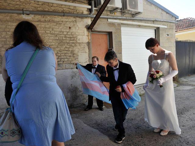 Le mariage de Emilie et Léokaël à Margny-lès-Compiègne, Oise 60