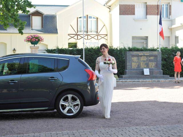 Le mariage de Emilie et Léokaël à Margny-lès-Compiègne, Oise 64