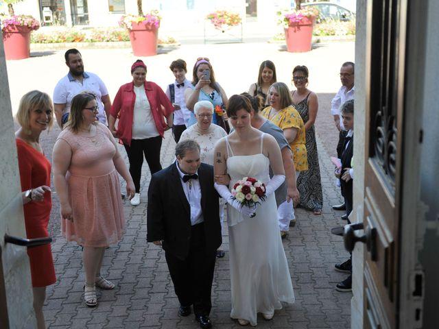 Le mariage de Emilie et Léokaël à Margny-lès-Compiègne, Oise 71