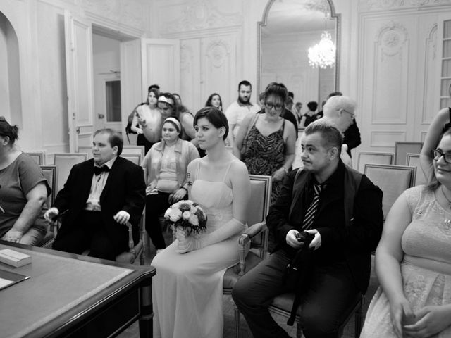Le mariage de Emilie et Léokaël à Margny-lès-Compiègne, Oise 76