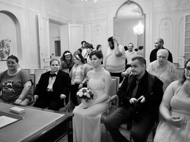 Le mariage de Emilie et Léokaël à Margny-lès-Compiègne, Oise 77