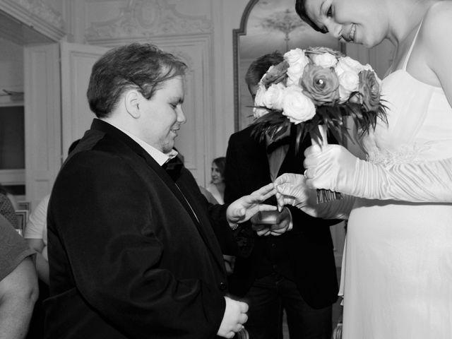Le mariage de Emilie et Léokaël à Margny-lès-Compiègne, Oise 91