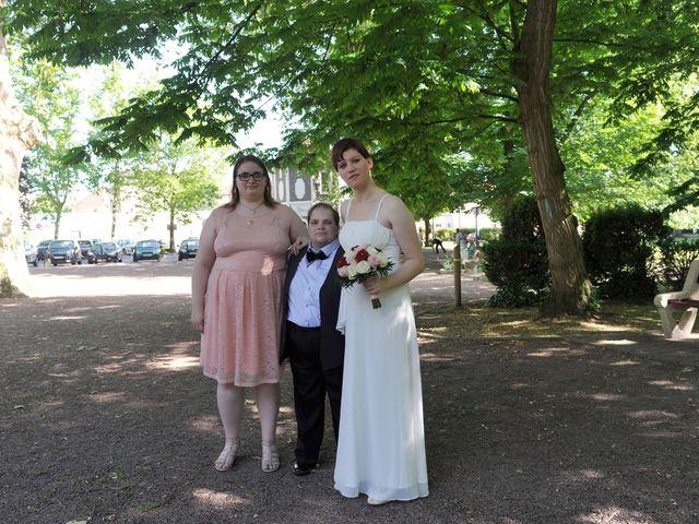 Le mariage de Emilie et Léokaël à Margny-lès-Compiègne, Oise 140