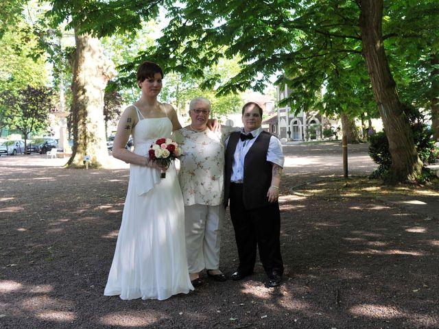 Le mariage de Emilie et Léokaël à Margny-lès-Compiègne, Oise 142