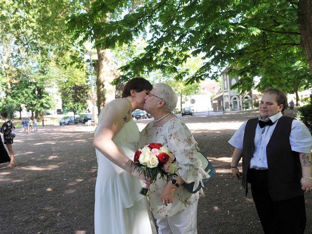 Le mariage de Emilie et Léokaël à Margny-lès-Compiègne, Oise 143