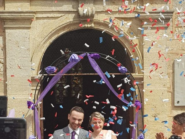 Le mariage de Matthieu et Charlene à Orges, Haute-Marne 4