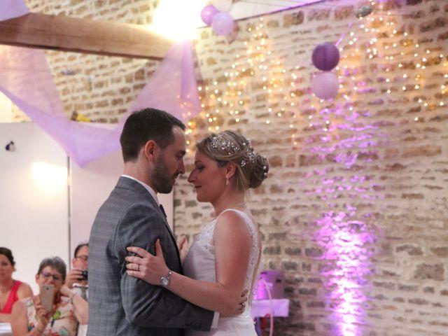 Le mariage de Matthieu et Charlene à Orges, Haute-Marne 7