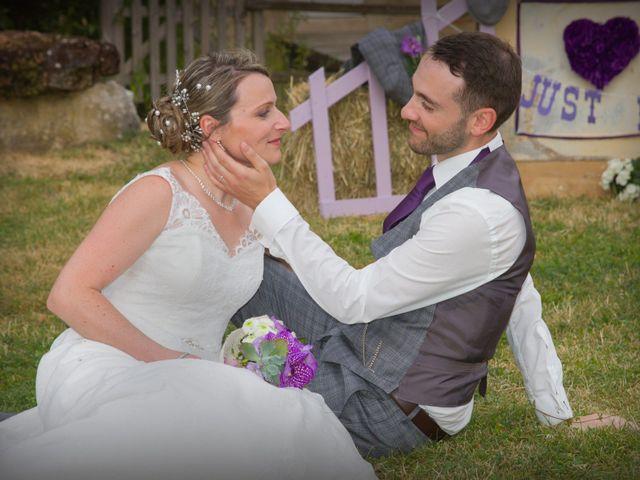 Le mariage de Charlene et Matthieu